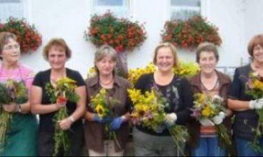 Kräuterbüschel – Frautag 2012
