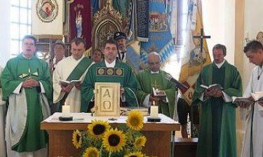 Großer Abschied für Pfarrer Konrad Eder im Pfarrverband