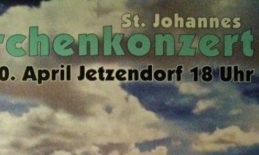 Kirchenkonzert mit Katrin Czerny und Robert Freudenberg