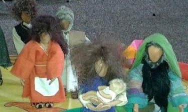 Noah und seine Arche bei den Zwergerln