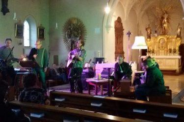 Kirchenkonzert von Robert Freudenberg