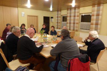 Letzte Sitzung des amtierenden Jetzendorfer Pfarrgemeinderates