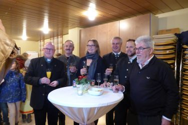 Neujahrsempfang in Jetzendorf