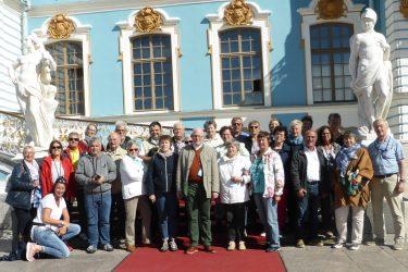 Pfarrwallfahrt des Pfarrverbandes nach Sankt Petersburg
